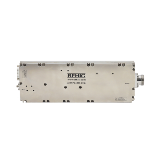 RNP24800-20, 2.45 MHz,800 W,GaN Solid State Power Amplifier -RFHIC Corporation