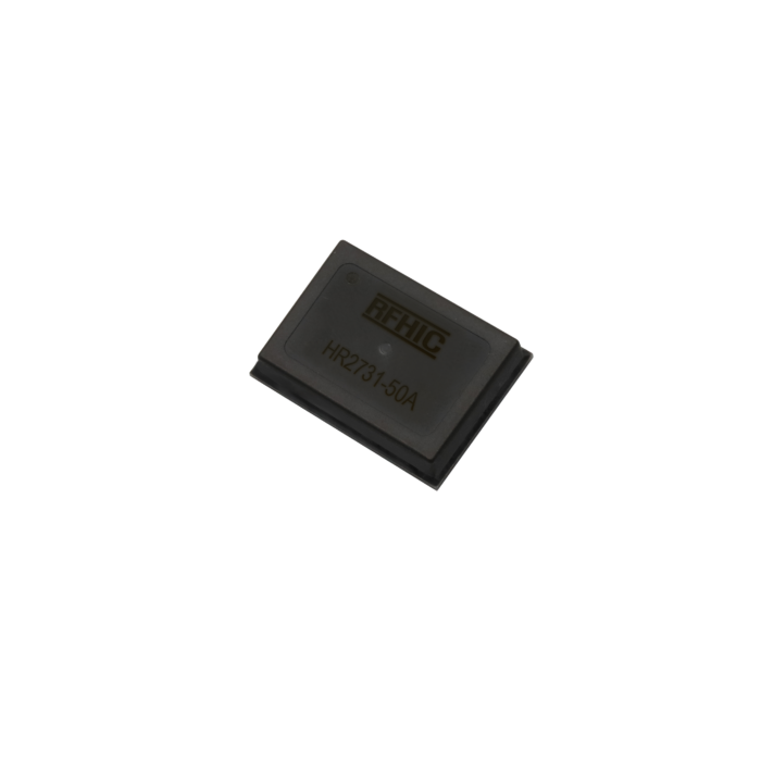 HR2731-50A, 50W, S-band, Hybrid Amplifier - RFHIC Corp.