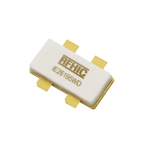 IE26195WD, 195W, 2575-2635MHz, GaN Transistor - RFHIC Corporation