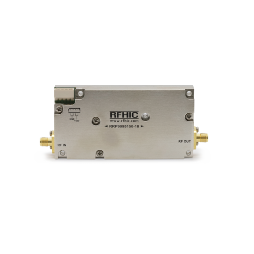 RRP9095150-18, 150W, X-band, GaN Power Amplifier - RFHIC Corporation