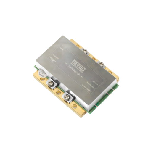 RWP03040-50, 39dB, 20-500 MHz, GaN Wideband Amplifier - RFHIC