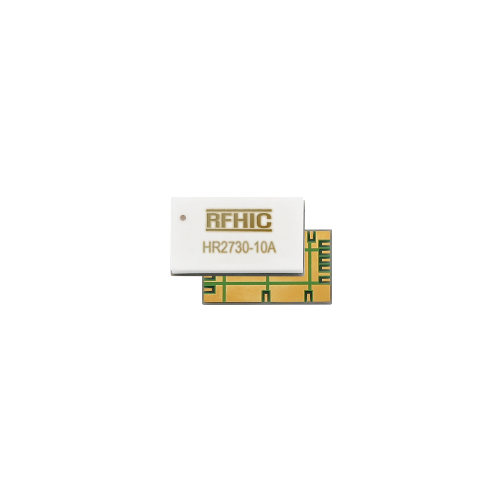RFHIC 15W sband GaN FEM phased array