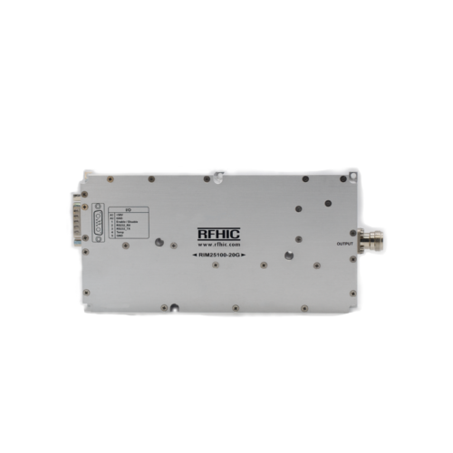 RFHIC-100w-gan-solid-state-microwave-generator