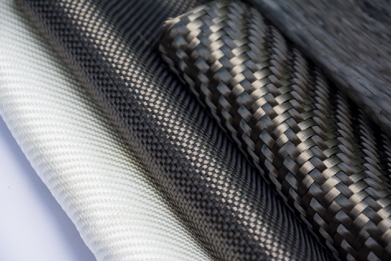 microwave processing of carbon fiber